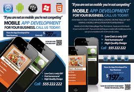 2 Mobile Flyers Template – Digitalvendor