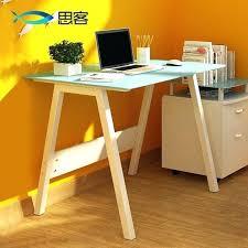 glass laptop desk best off glass laptop desk computer desk minimalist modern home desktop desk desk specials glass top laptop desk