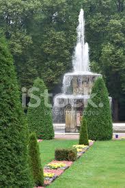 premium stock photo of rome fountain in the garden near peterhof palace petersburg