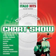 Charts Italien Die Ultimative Chart Show Die Erfolgreichsten Italo Hits