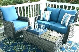 cushions for outdoor wicker furniture patio furniture with blue cushions outdoor furniture 7 piece outdoor outdoor chair cushions for wicker furniture