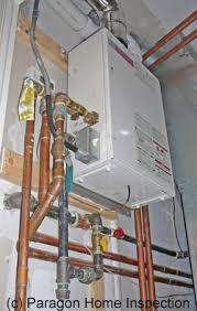 tankless water heater installation requirements. Modren Tankless Wall Installation Of Takagi Tankless Hot Water Heater  Paragon Home  Inspections Chicago Buffalo Grove Des In Tankless Water Heater Installation Requirements