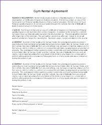 Club Membership Form Template Membership Agreement Template Gym Membership Form Template Sample