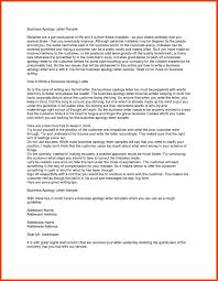Business Apology Letter Template Classroom Seating Arrangement