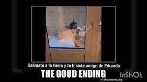 Eduardo good ending 😎 - YouTube