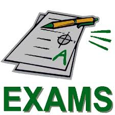 Image result for clipart for semester exams
