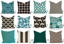 Outdoor Indoor Pillows RainyDayDivineLLC