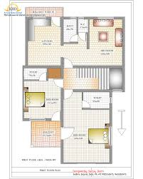 150 Sq Ft 150 Square Meters House Floor Plan House Plans