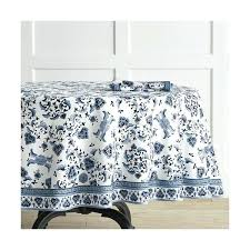 round cotton table cloth fan round tablecloth a liked on featuring home cotton polyester blend round round cotton table cloth