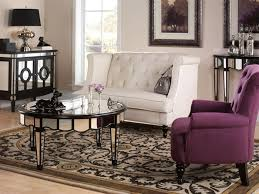 Purple Living Room Purple Living Room Design Ideas Pink Sofa And Ottomans On