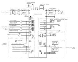 applications of veichi ac80c y punch press special inverter electrical wiring diagram