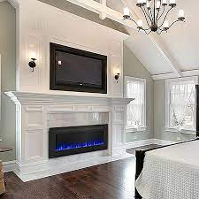 top electric fireplace options for