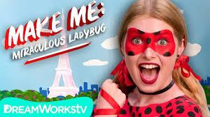 miraculous ladybug makeup tutorial make me