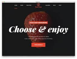 2019s Best Selling Restaurant Wordpress Theme Dannys