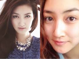 10 thai actresses who look beautiful without makeup