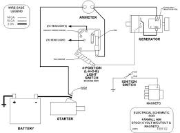 wiring diagram for farmall h farmall international harvester djgh