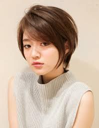 立体感のある小顔ショートヘアyr 408 ヘアカタログ髪型ヘア