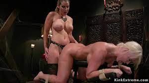 Big Tit Lesbians Spanking
