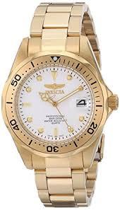 amazon com invicta men s 8938 pro diver collection gold tone invicta men s 8938 pro diver collection gold tone watch