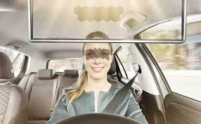 <b>New Bosch</b> Virtual Visor makes the sun visor safer and cooler ...