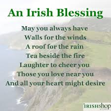 Irish Blessing Quotes Classy Irish Blessings At IrishShop
