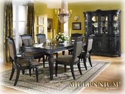 1 britannia rose dining room set