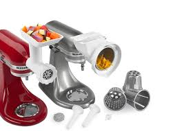 kitchenaid spiralizer attachment. kitchenaid® stand mixer attachment pack 2 kitchenaid spiralizer
