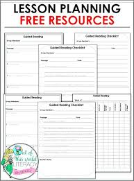 Math Templates Math Intervention Lesson Plan Template Sample Blank Lesson Plan