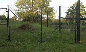 deerfencinggatepostendpost deer fence posts e31