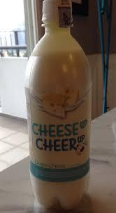 Unusual food: Cheese Up Cheer Up ...