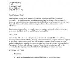 Sample Letter Of Proposal For Service Accounting Services Proposal 650 484 Sample Business