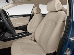 2017 hyundai sonata front seat