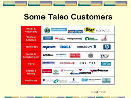 5 Some Taleo Customers Courtesy of Oracle ...