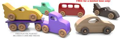toy cars and trucks. FREE Play Pals Set Of 5 Cars And Trucks Wood Toy Plan Set!