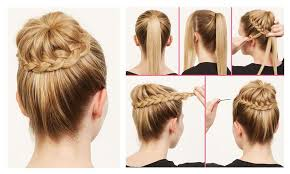 How To Make Cool Hairstyle girls easy hairstyles steps android apps on google play 4701 by stevesalt.us