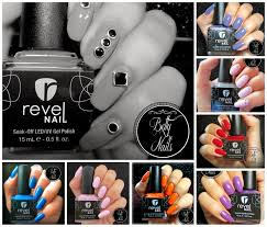 Betty Nails Revel Nail Swatches And Review