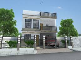 Terrace Designs For Small Houses In The Philippines House Plans Philippines 3 Two Storey House Simple House