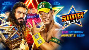 Roman Reigns Vs. John Cena ...