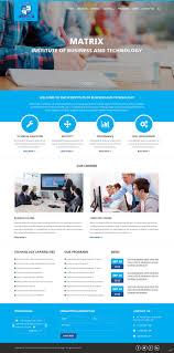 Boca Web Design Bold Playful Business Web Design For A Company By Pb