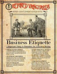 best workplace etiquette images business tips business etiquette for men