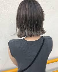 ハイライトボブ Instagramkento1107 Hair Style2019 ヘア