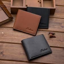 men wallet vintage leather card holder coin bag business men pu leather wallet pocket credit card clutch bifold purse wallets black leather wallet mens