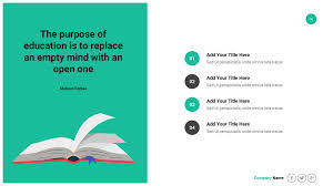 Google Slides Book Template Education And Learning Google Slides Presentation Template