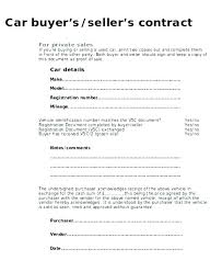 Motor Vehicle Sale Agreement Used Car Sale Agreement Template South Of Motor Vehicle