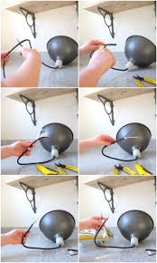 how to hardwire a plug in light