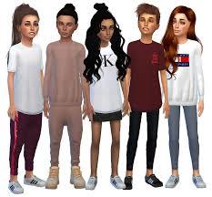 sims 4 clothes cc