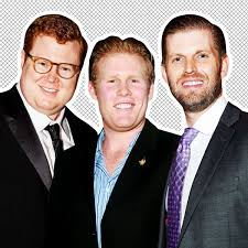 The son of rudy giuliani, and an aide to donald trump, has tested positive for covid, he tweeted today. Can You Tell These Rich Political Sons Apart