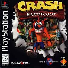 sony playstation 1 games. crash bandicoot sony playstation 1 games n