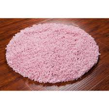 round pink rug home rugs ideas inside designs 8