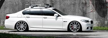 F10 BMW 535i M-Sport on Vossen CV-T - Vossen Wheels